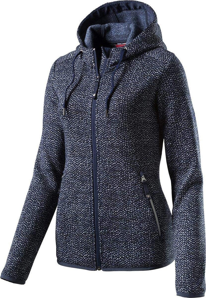 Navy Dark 48 adidas Noorvik Women's Fleece Jacket