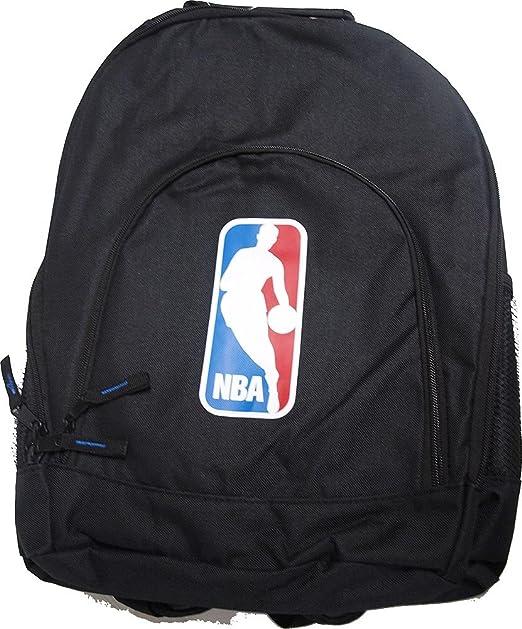Forever Collectibles NBA Logo Back To School Backpack Black Bag Rucksack Tasche: Amazon.es: Ropa y accesorios