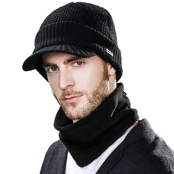 Cappello in maglia di lana Newsboy Siggi 74b40899cd7d