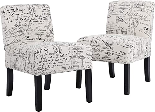 Accent Chair Dining Chairs Armless Chair