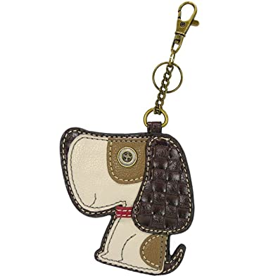 Amazon.com: Chala cartera/llavero – Toffy perro Beagle: Shoes