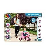 Triciclo infantil Molto Urban Trike II City Girl 5 en 1