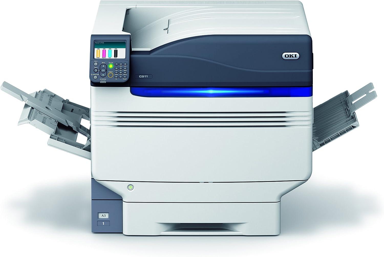 OKI C911dn Color 1200 x 1200DPI A3 - Impresora láser (LED, Color ...
