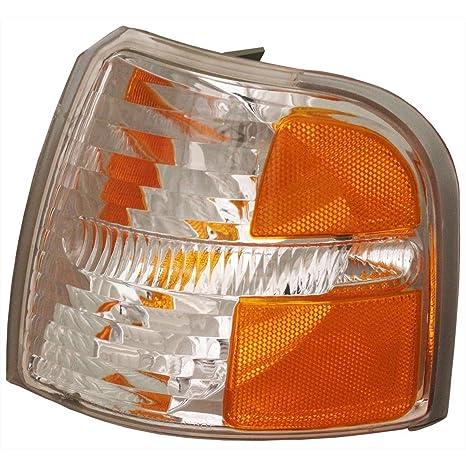 Newmar Amber LED Marker Light