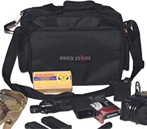 Explorer Tactical 12 Pistol Padded Gun and Gear Bag
