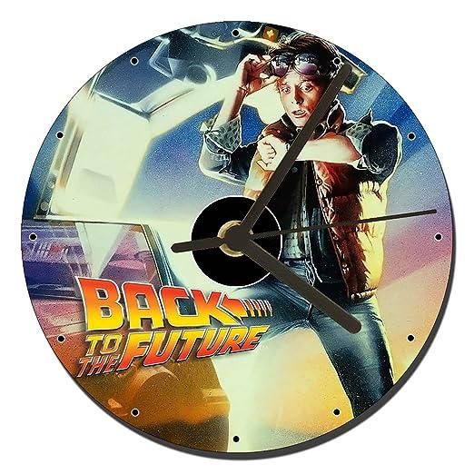 Regreso Al Futuro Back to The Future Michael J. Fox - Reloj de ...