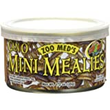 Zoo Med Laboratories SZMZM47 Zoo Can O Mini Mealies, 1.2-Ounce