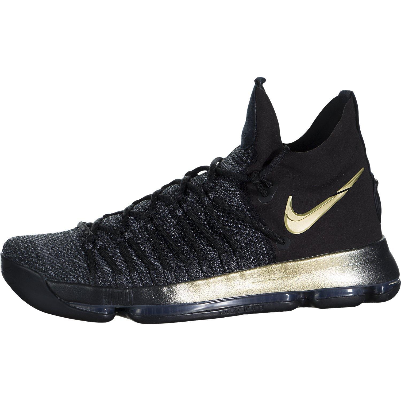 Noir Nike Zoom KD 9, Chaussures de Sport - Basketball Homme 47 EU
