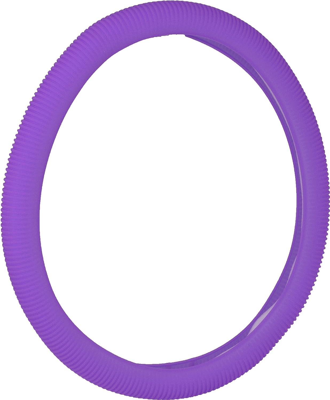 Bell Automotive 22-1-53409-9 Universal Purple Glow-in-the-Dark Steering Wheel Cover