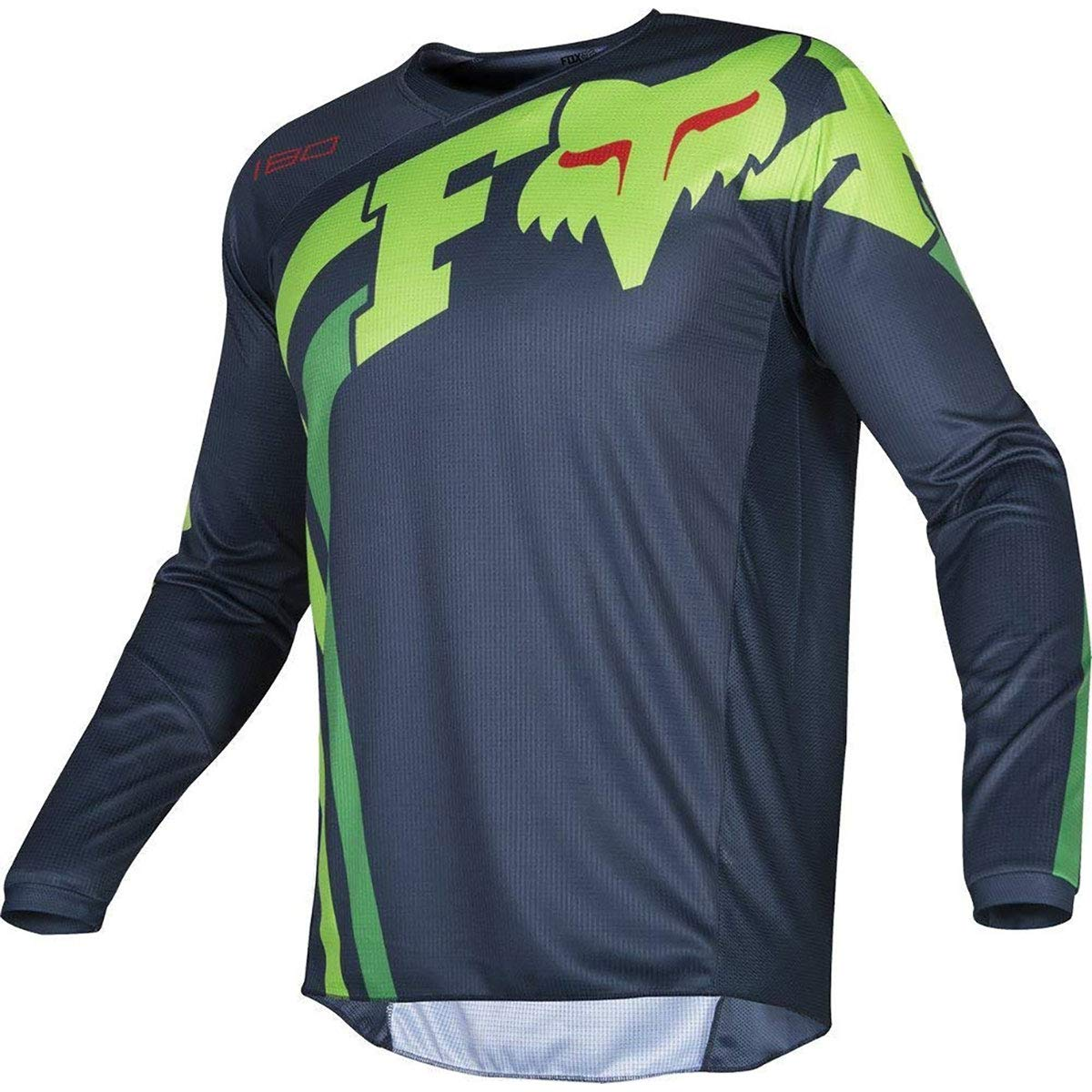 Fox Racing 2019 180 Jersey - Cota (XX-LARGE) (NAVY)