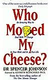预售【中商原版】Who Moved My Cheese英文原版 谁动了我的奶酪 英文原版 [平装] [Jan 01, 1999] Spencer Johnson