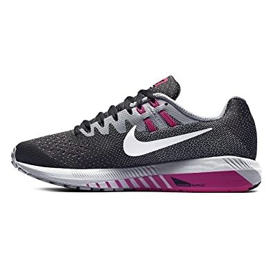 timeless design 53adf 89780 ... discount code for womens nike air zoom structure 20 running shoe wide  60722 70861