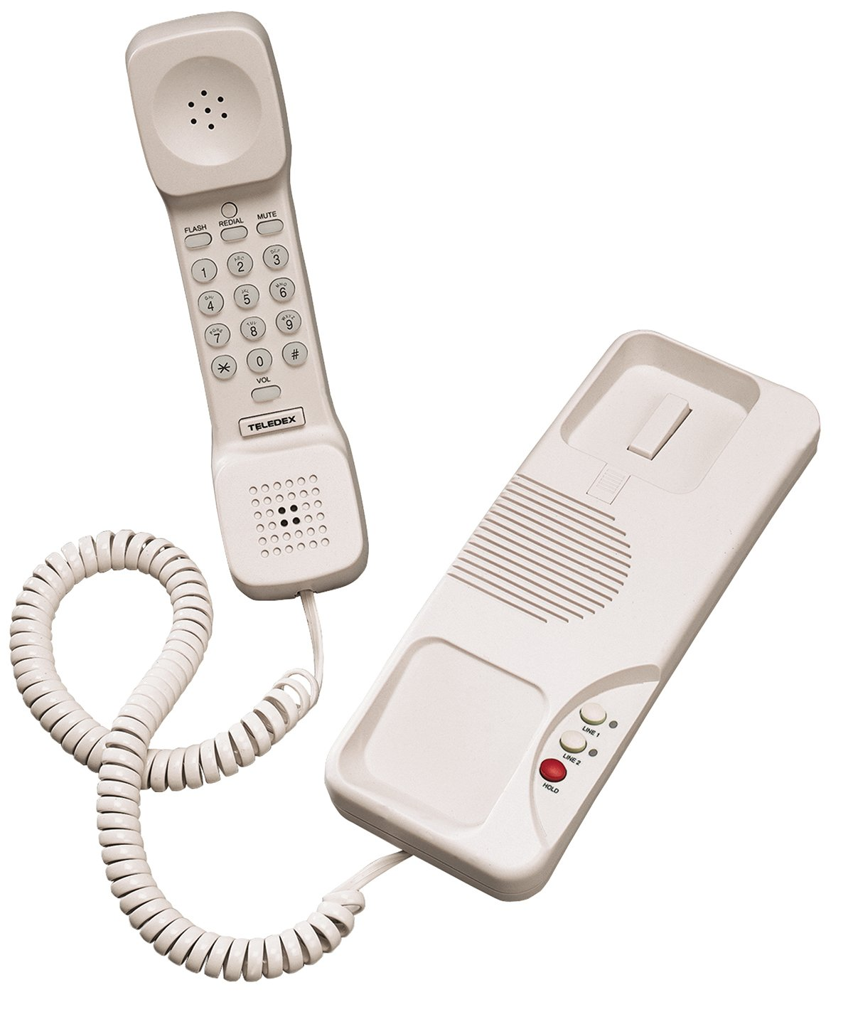 Teledex Opal Trimline 2 Ash