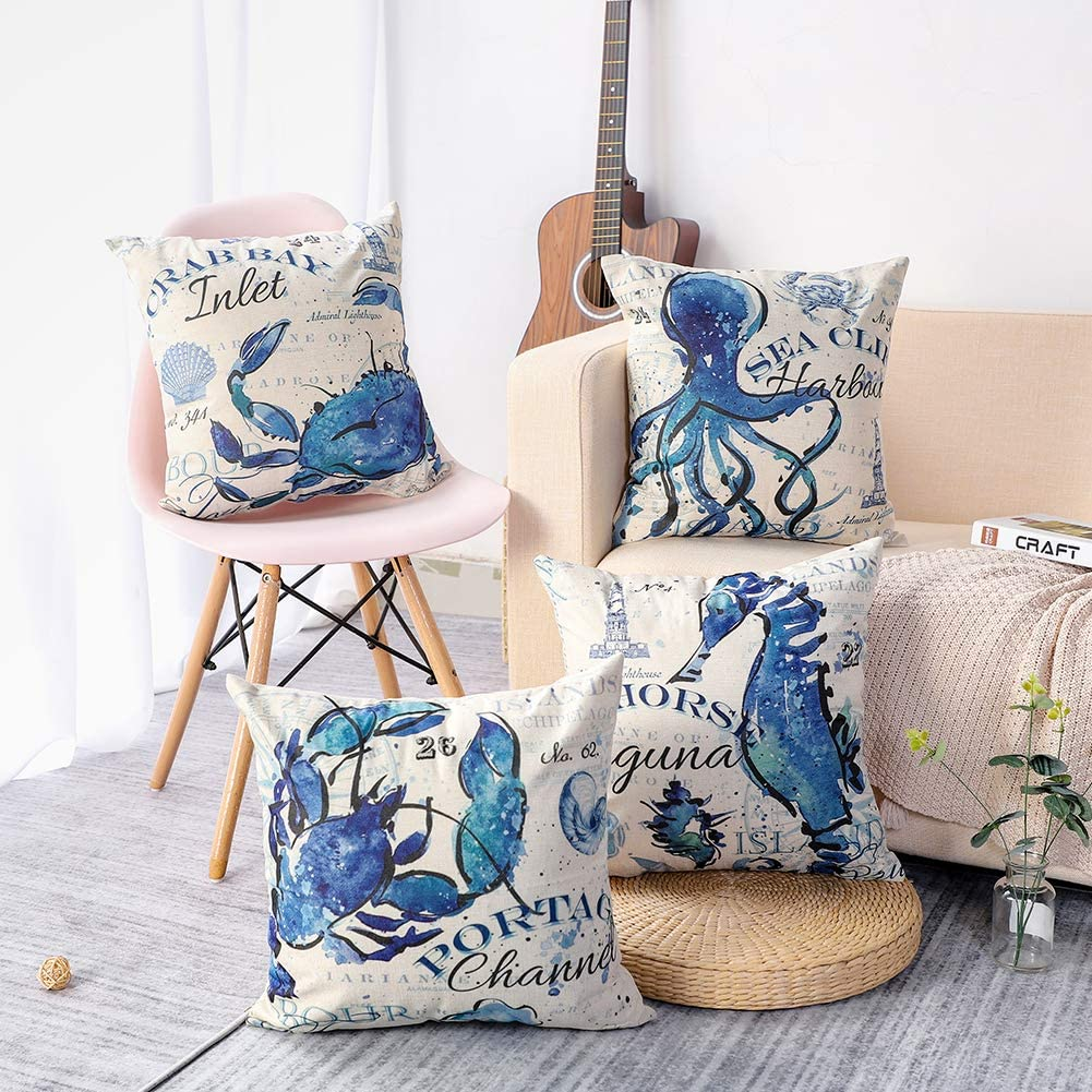 Sea Animal Decor