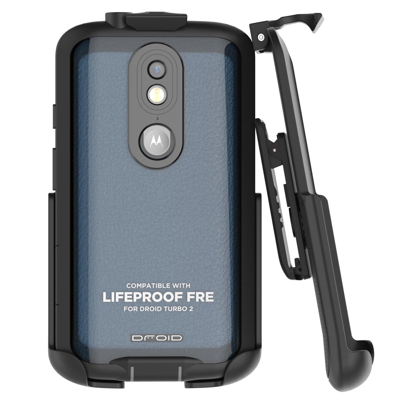 LifeProof FREケース用ベルトクリップホルスター - Droid Turbo 2(ケースは含まれていません)(ケース入り   B01L7V2Q70