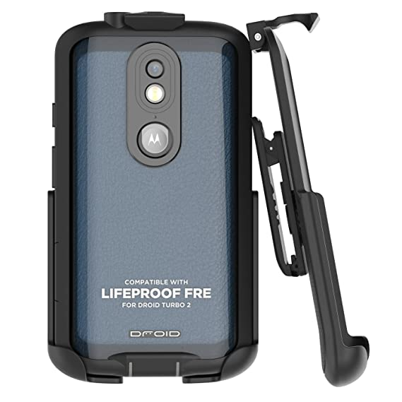 Encased Belt Clip Holster for LifeProof FRE Case - Droid Turbo 2 (case is not