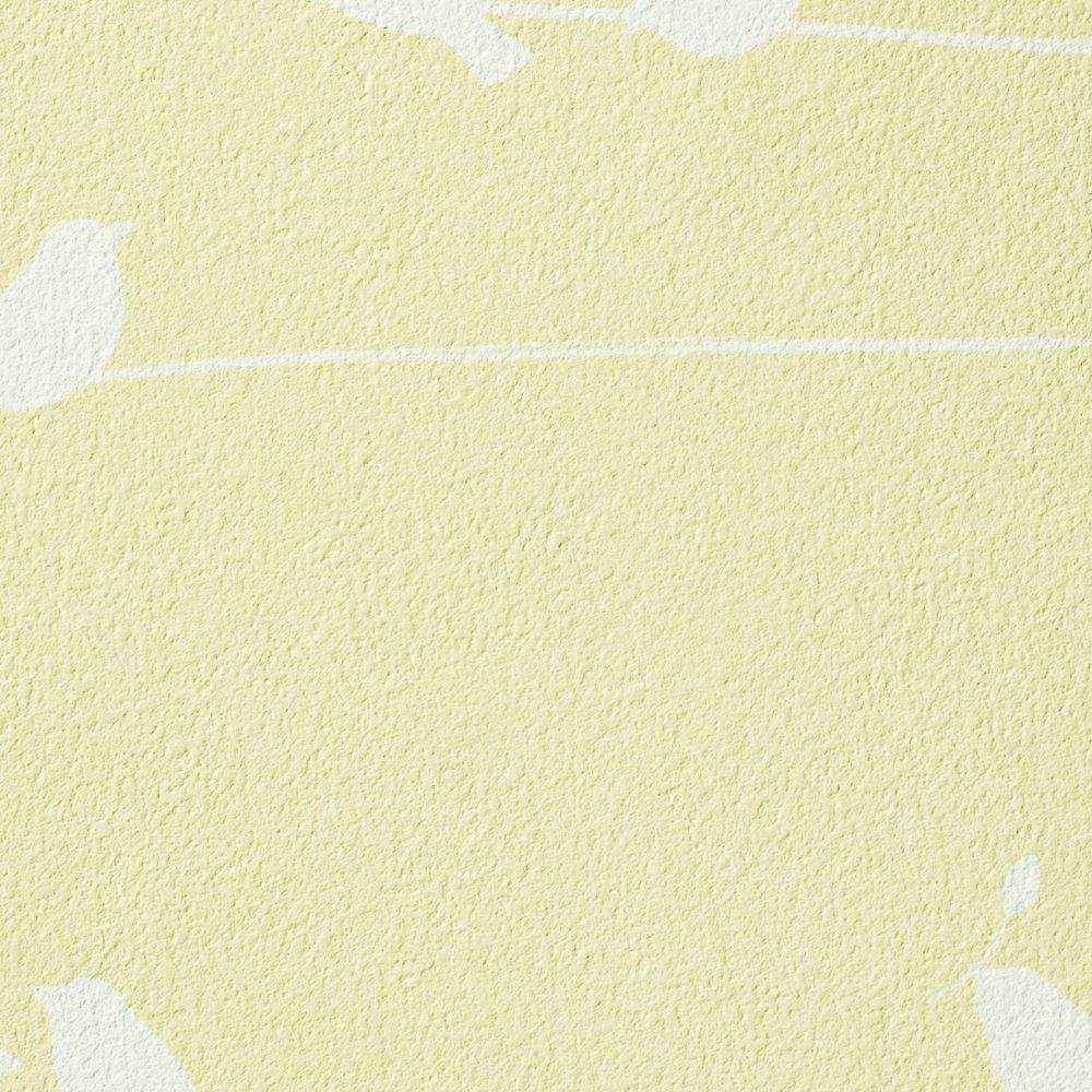 ルノン 壁紙45m フェミニン 幾何学 グリーン パターンタイプ RH-9672 B01HU38BOQ 45m|グリーン