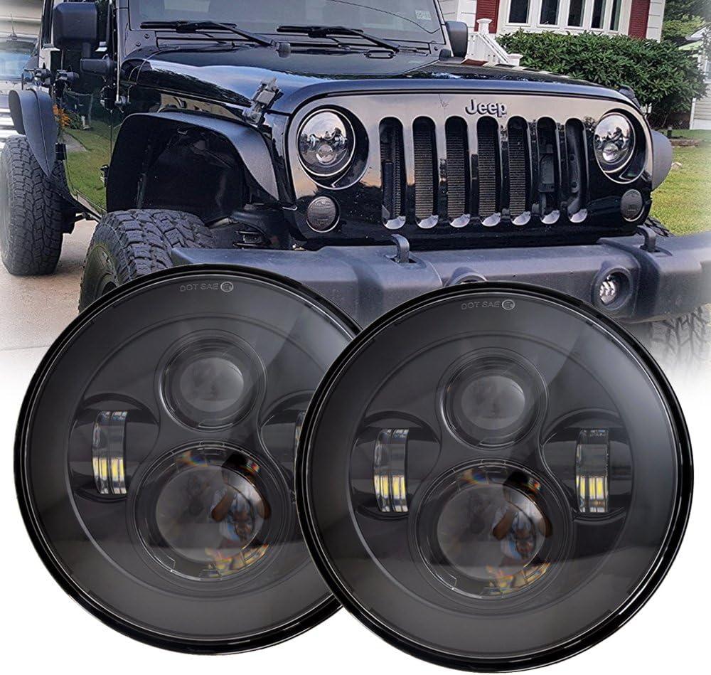 best headlights for jeep wrangler tj