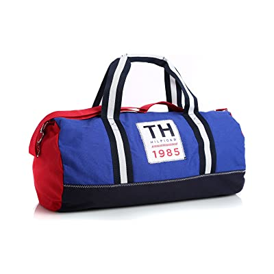 d9e34da1e9 Tommy Hilfiger Large Duffle Bag With Patch 70%OFF - micmell.com