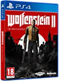 Wolfenstein II The New Colossus PlayStation 4 PlayStation 4 by Bethesda