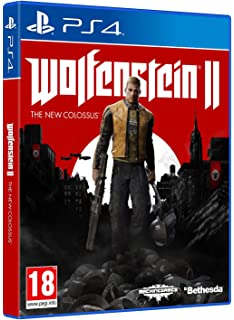 Creative Wolfenstein Ii No Game Making Things Convenient For The People The New Colossus Steelbook