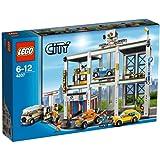 LEGO City 4207 - Juego de construcciones, diseño de aparcamiento