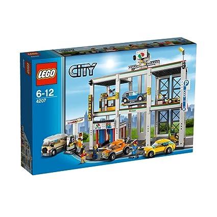 Amazoncom Lego City Garage 4207 Toys Games