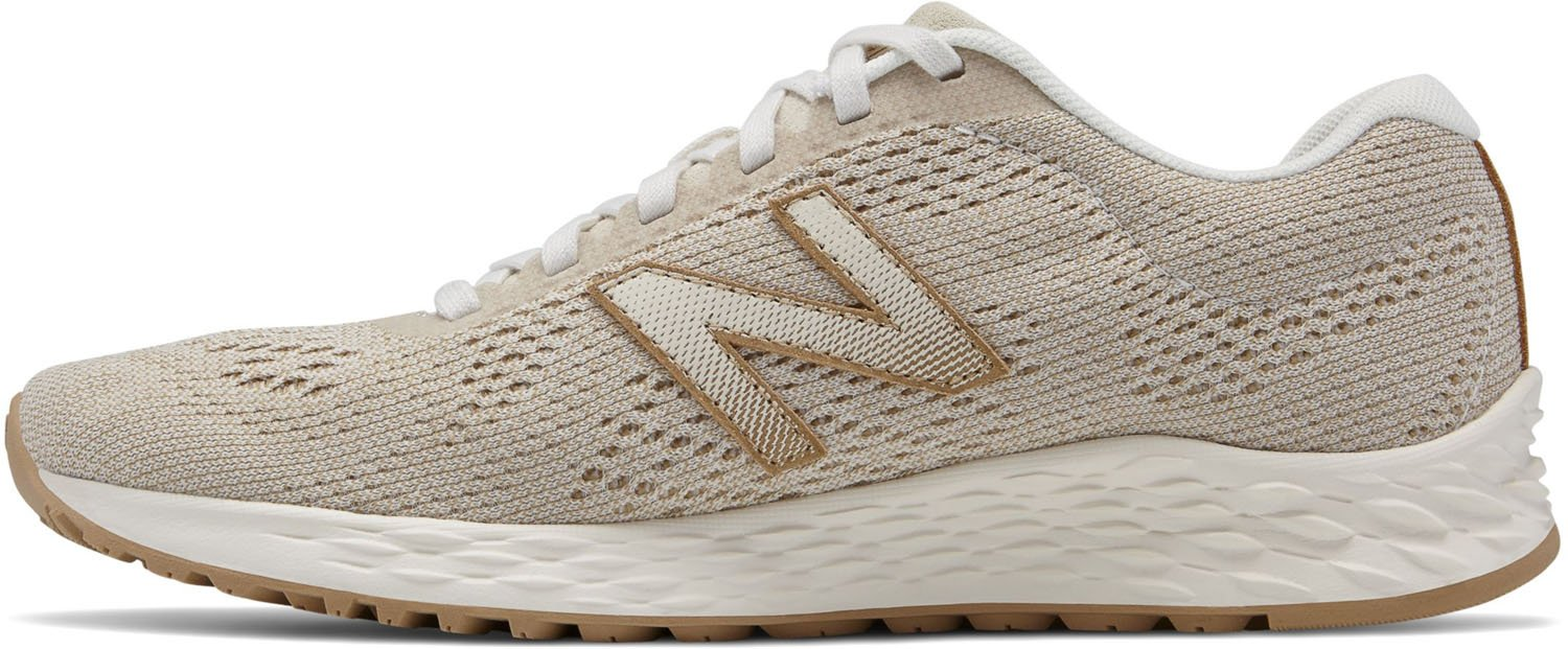 New Balance Women's Fresh Foam Arishi V1 Running Shoe B073VH2ND6 11 D US|Hemp/Sea Salt