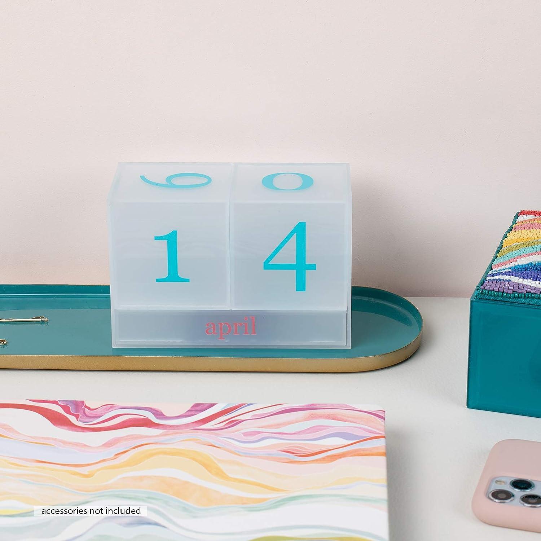 Acrylic Perpetual Calendar