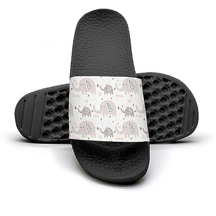 0b85d256947e71 qiopw rtw Bathroom Shower Non-Slip Sandal Elephants Family Indoor Slipper  Shoes for Beautiful Women