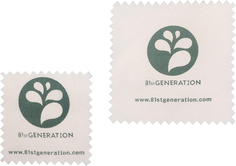 81stgeneration Femmes .925 Argent Sterling 40 mm Boh/émien Spirale Enfile Boucles doreilles