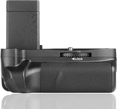Meike - Empuñadura con batería para cámara Canon EOS 1100D Rebel ...