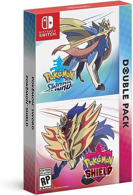 Pokemon Sword And Pokemon Shield Double Pack Amazon Com