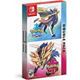 Pokemon Sword + Pokemon Shield Double Pack (輸入版:北米) – Switch
