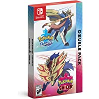 Pokémon Sword and Pokémon Shield Double Pack - Double Pack Edition