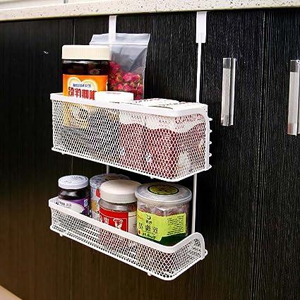 Almacenaje bajo balda Estante de cocina Cesta de almacenamiento ...