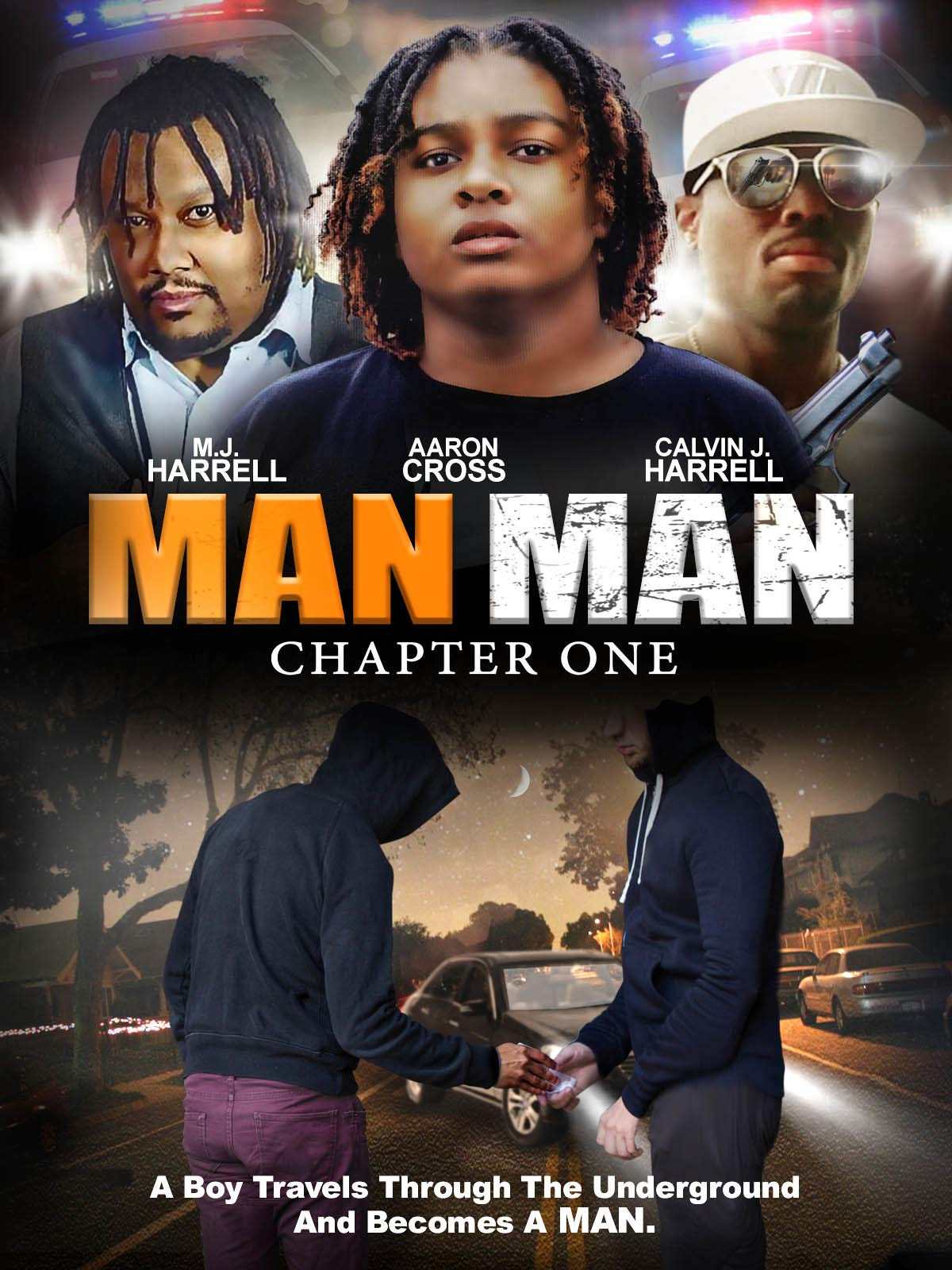 Man Man: Chapter One on Amazon Prime Video UK