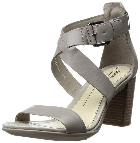 8a225cf355d ECCO Women's Women's Shape 65 Block Heel Dress Sandal