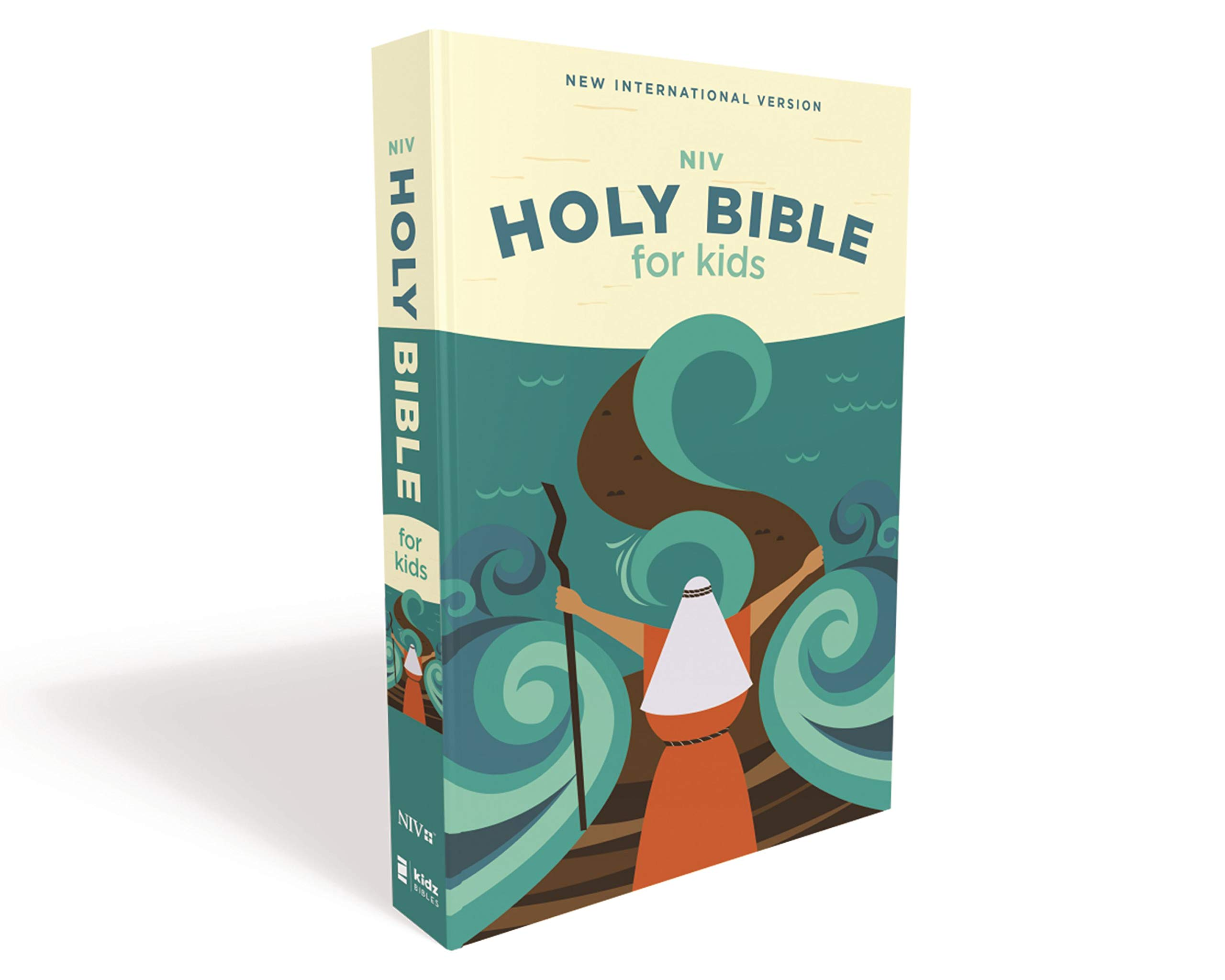 Niv Holy Bible For Kids Economy Edition Paperback Comfort Print Zondervan 9780310455059 Amazon Com Books