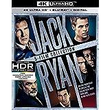 Jack Ryan 5-Movie Collection [4K] [Blu-ray]