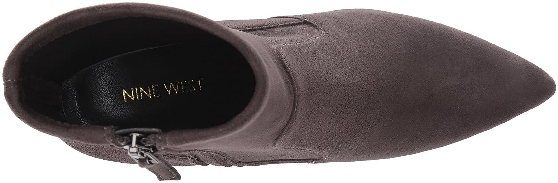 Nine West Women's Cadence Ankle Bootie B01KXV09V0 8.5 M US Dark Grey