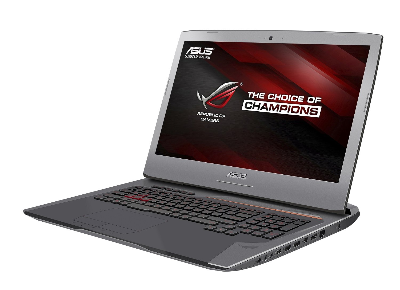 [Antiguo Modelo] ASUS ROG g752vs-ba171t PC portátil Gamer 17.3 Full HD Plata (Intel Core i7, 16 GB de RAM, Disco Duro de 1 TB + SSD 256 GB, NVIDIA GeForce ...