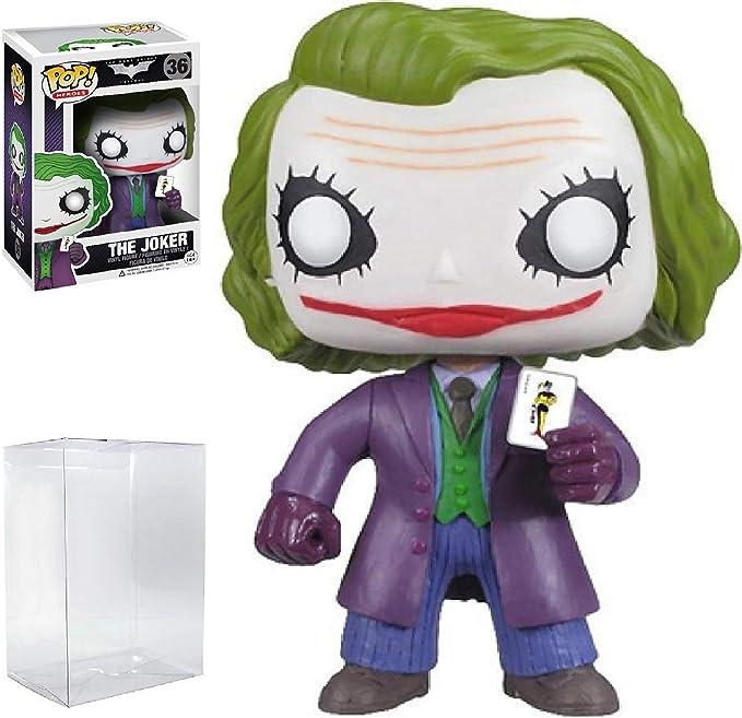 Batman Arkham Asylum Dark Knight Funko Pop Vinyl Figure 52 DC Comics Damaged Box