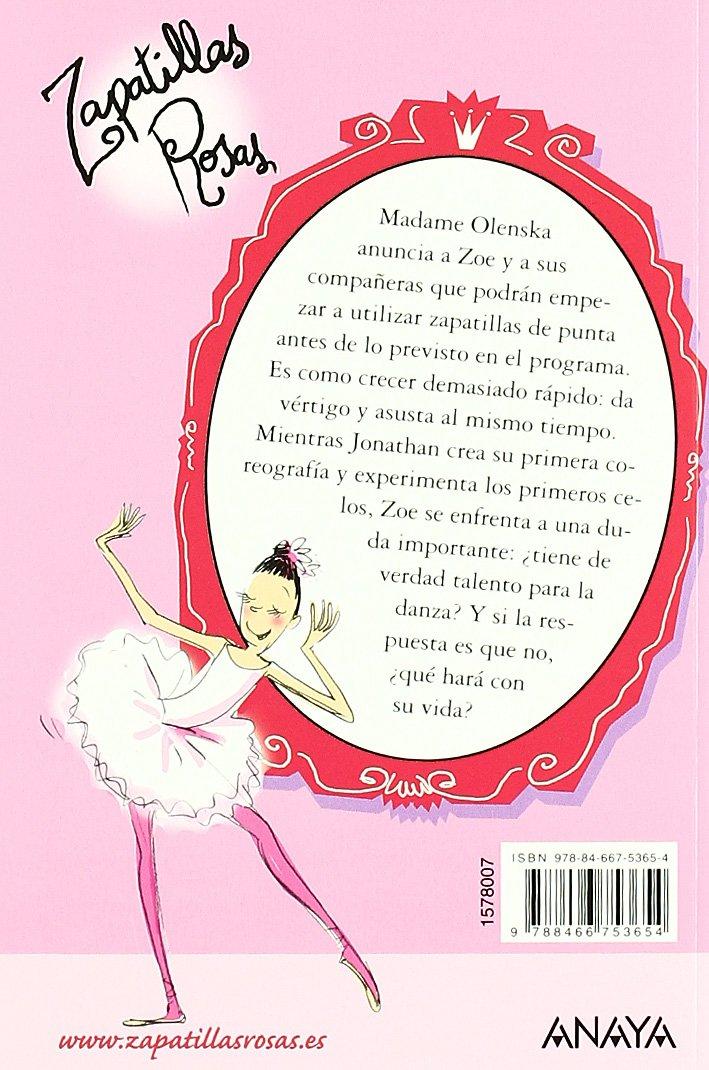 Con Las Puntas/ With the Toe Tips (Zapatillas Rosas/ Pink Ballet Slippers) (Spanish Edition): Beatrice Masini: 9788466753654: Amazon.com: Books