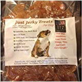 Natural Chicken Jerky Dog Treats - 100% Natural Chicken, No Fillers or Chemicals! Made In USA!