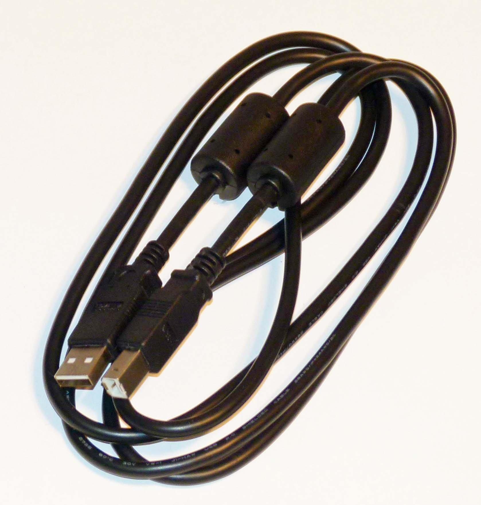 OEM Epson 70 Inch USB Connection Cable For Epson Perfection V550, V600, V30, V300, V500 by Epson