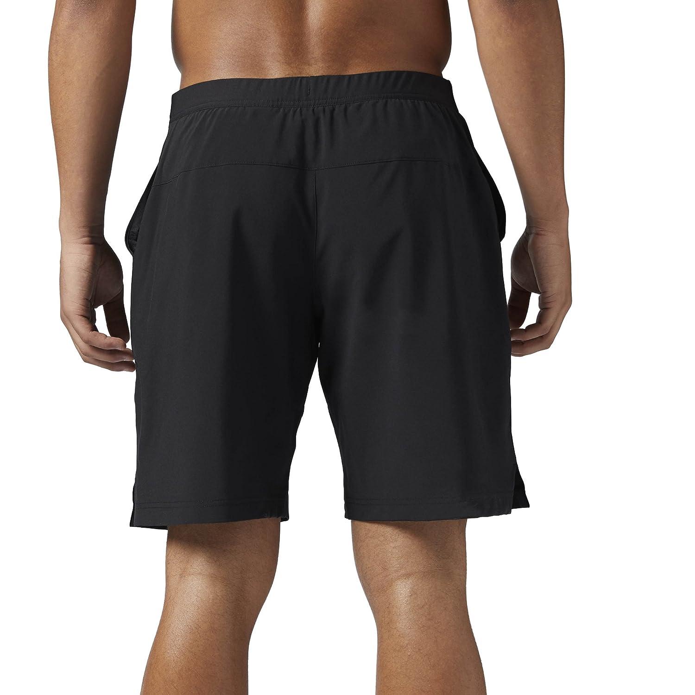 bf034135fd47 Amazon.com  Reebok Men s Speedwick Athletic Shorts  Sports   Outdoors