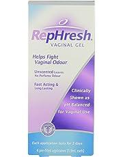 Rephresh Vaginal Odour Eliminating Gel, 4 Pre-filled applicators