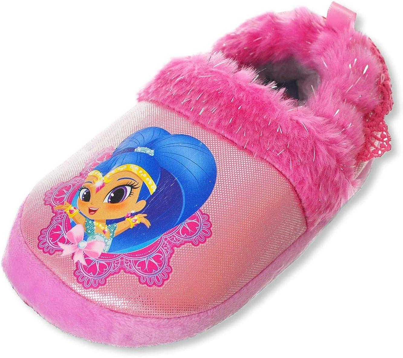 Josmo Kids Shimmer /& Shine Child Slippers
