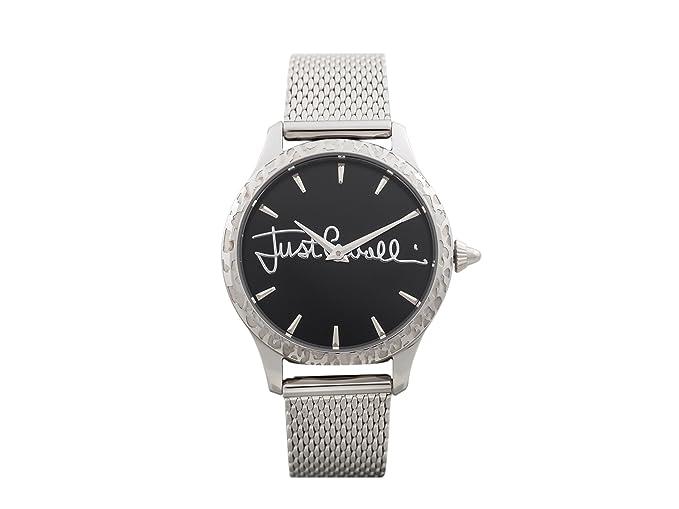 Just Cavalli Reloj Analógico para Mujer de Cuarzo con Correa en Acero Inoxidable JC1L023M0075